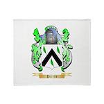 Perrils Throw Blanket
