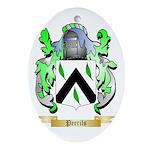 Perrils Oval Ornament