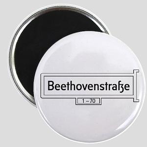 Beethovenstrasse, Bonn, Germany Magnet