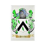 Perrills Rectangle Magnet (100 pack)