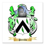 Perrills Square Car Magnet 3