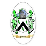 Perrills Sticker (Oval)