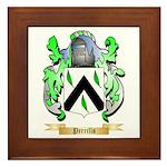 Perrills Framed Tile
