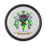 Perrier Large Wall Clock