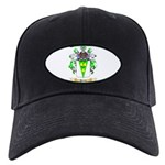 Perrie Black Cap