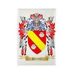 Perrelli Rectangle Magnet (10 pack)