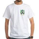 Perrel White T-Shirt