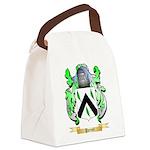 Perrel Canvas Lunch Bag
