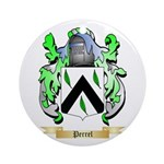 Perrel Round Ornament