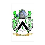 Perowne Sticker (Rectangle 50 pk)
