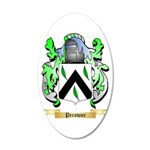 Perowne 20x12 Oval Wall Decal