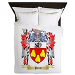 Perot Queen Duvet