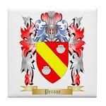 Perone Tile Coaster