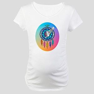 Dream Catcher #1 Maternity T-Shirt