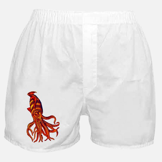 TENTACLES Boxer Shorts