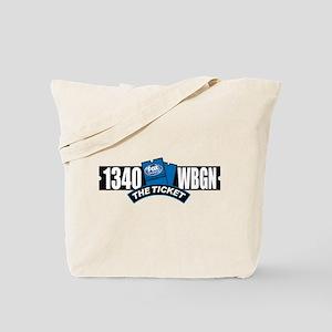 WBGN 1340 Tote Bag