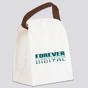 Forever Communications Digital Canvas Lunch Bag