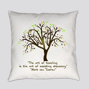 The Art Of Teaching Everyday Pillow