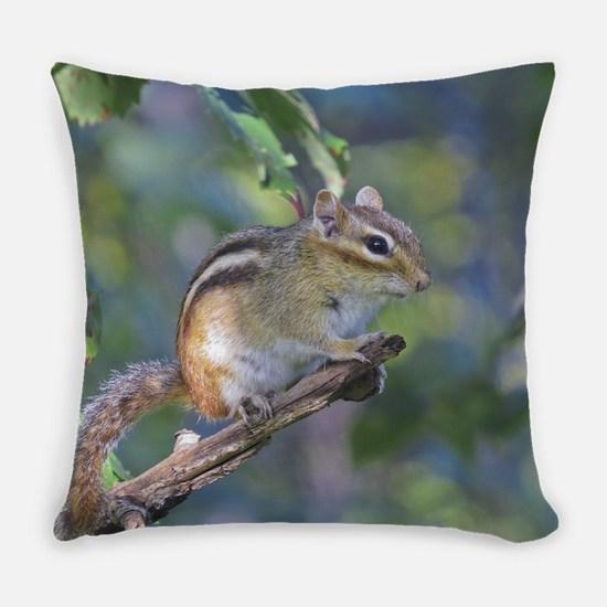 Cute Tree limb Everyday Pillow