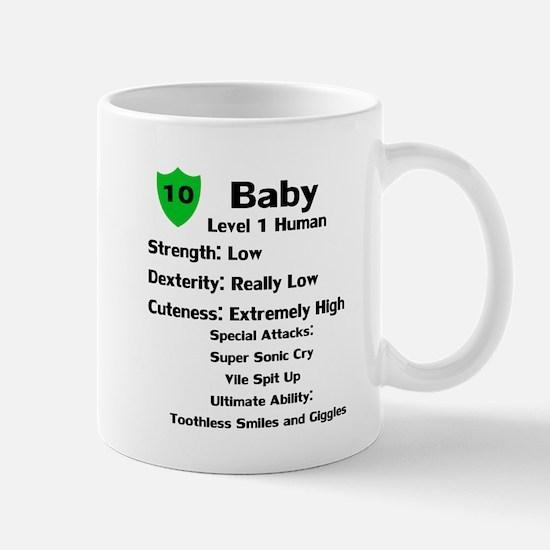 level1human Mugs