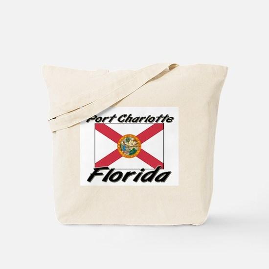 Port Charlotte Florida Tote Bag
