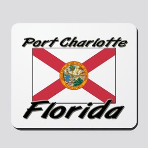 Port Charlotte Florida Mousepad
