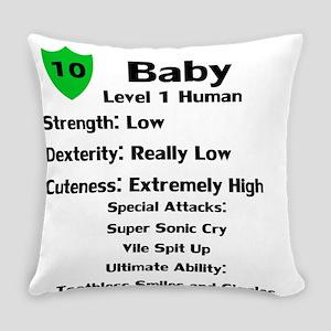 level1human Everyday Pillow