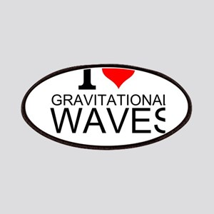 I Love Gravitational Waves Patch