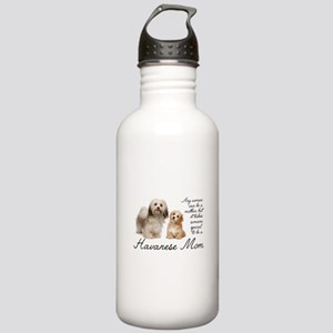 Havanese Mom Water Bottle