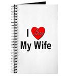 I Love My Wife Journal