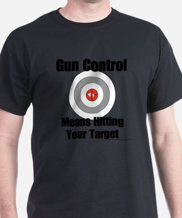 Unique Target shooting T-Shirt