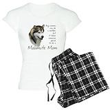Alaskan malamute T-Shirt / Pajams Pants