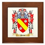 Peron Framed Tile