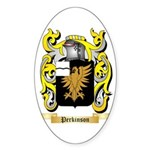Perkinson Sticker (Oval 10 pk)