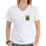 Perkins Women's V-Neck T-Shirt