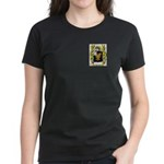 Perkin Women's Dark T-Shirt