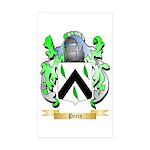 Perin Sticker (Rectangle 10 pk)