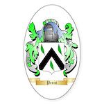 Perin Sticker (Oval 50 pk)