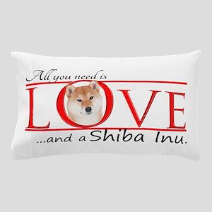Shiba Inu Love Pillow Case