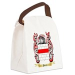 Perez Canvas Lunch Bag