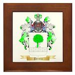 Perera Framed Tile