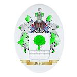 Perera Oval Ornament