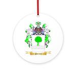 Perera Round Ornament