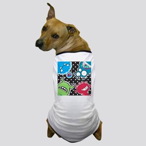 Cute Monsters Dog T-Shirt