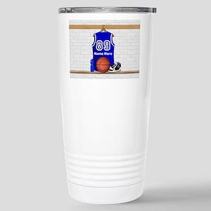 Personalized Basketball Jerse Mugs