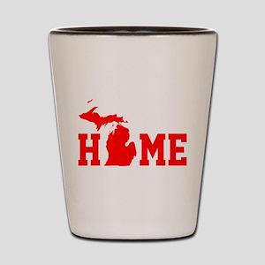 HOME - MI Shot Glass