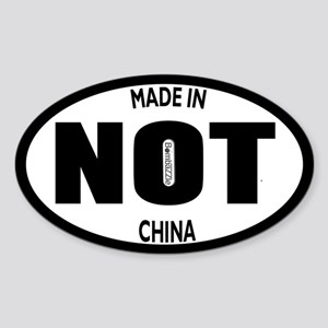 Not Made In China / Sticker