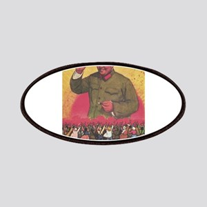 Vintage poster - Mao Zedong Patch