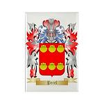 Perel Rectangle Magnet (100 pack)