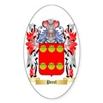 Perel Sticker (Oval 10 pk)